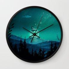 Comfortably Numb Wall Clock