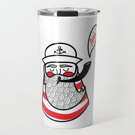 Mr Argh! Travel Mug