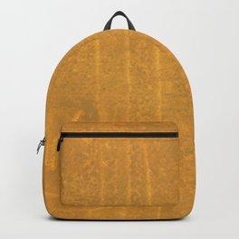 Dark yellow blurred watercolor pattern Backpack