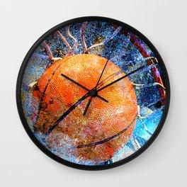 Basketball art vs vx 6 Wall Clock