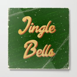 Jingle Bells #2 - A Hell Songbook Edition Metal Print