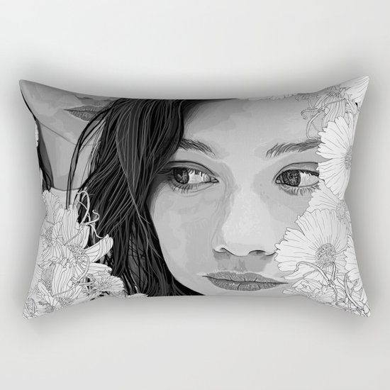 Time and time Rectangular Pillow
