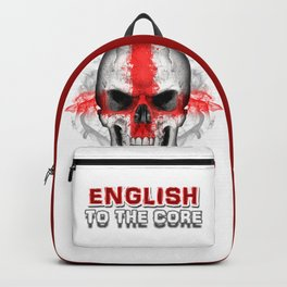 To The Core Collection: England Backpack