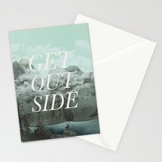 Get Outside Stationery Cards