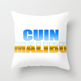 CUIN MALIBU Throw Pillow