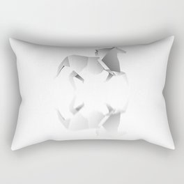 Paper Wings Rectangular Pillow