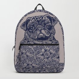 MANDALA OF PUG Backpack
