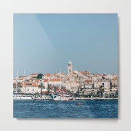 Summer in the riviera III Metal Print