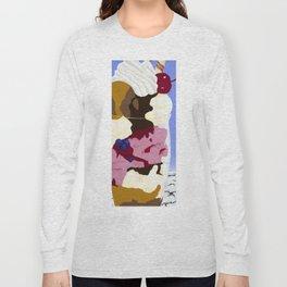 Bigger Parfait Long Sleeve T-shirt