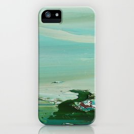 Emerald Shores 2 iPhone Case