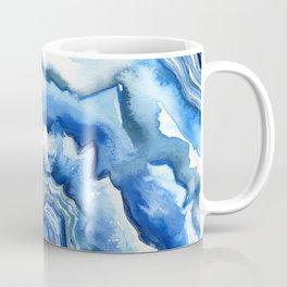 Blue Geode Coffee Mug
