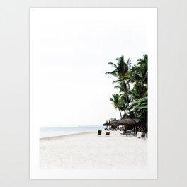Coast 10 Art Print
