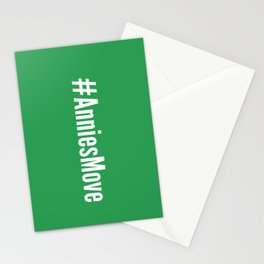 Annie's Move Community Stationery Cards