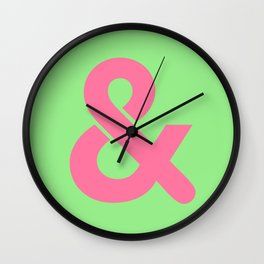 AND Wall Clock