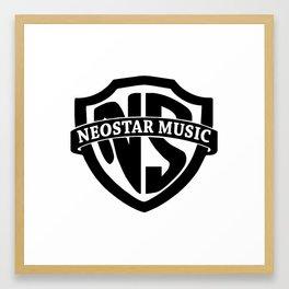 NeoStar Music Official Framed Art Print