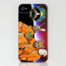 STARFOX - The Lylat Space Program Slim Case iPhone (4, 4s)