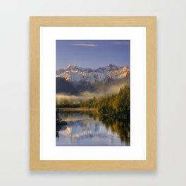 Mount Cook Framed Art Print