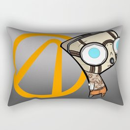 Borderlands Bandit GIR Rectangular Pillow