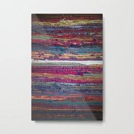 The Magic Carpet Metal Print