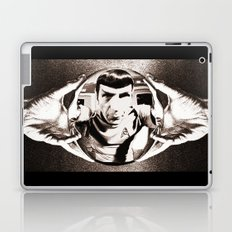 Escher Inspired Spock (Star Trek) Laptop & iPad Skin