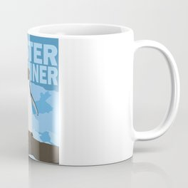 Master Penguiner Coffee Mug