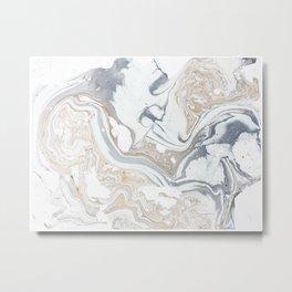 Milk and Honey Metal Print