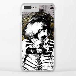 Eristic Clear iPhone Case