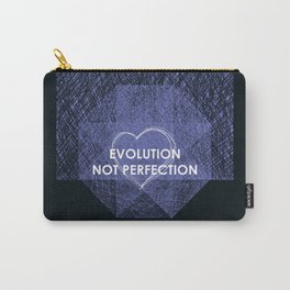 An inspirational quote Carry-All Pouch
