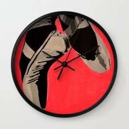 They're dancing with our Miro's Wall Clock