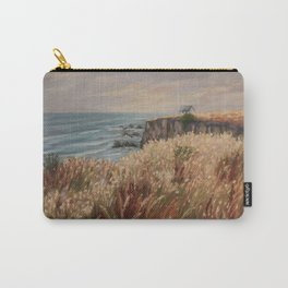 Wild coast of Croisic Carry-All Pouch