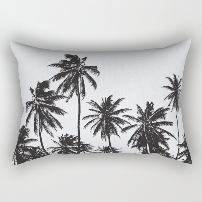 Palm 05 Rectangular Pillow