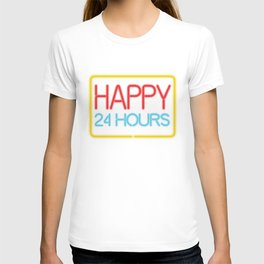 Happy 24 hours T-shirt