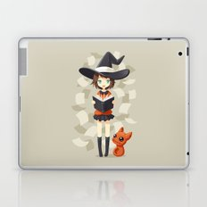 Little Witch 2 Laptop & iPad Skin