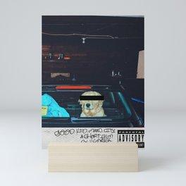 Good Boy M.A.A.D City Mini Art Print