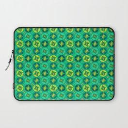 Green Beetles Laptop Sleeve