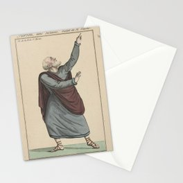 Pierson Mons creator BoullPierson dans Suzanne ballet de Mr Blache Acte r scene re Th de la Porte St MartinAdditional Chaste Suzanne Stationery Cards