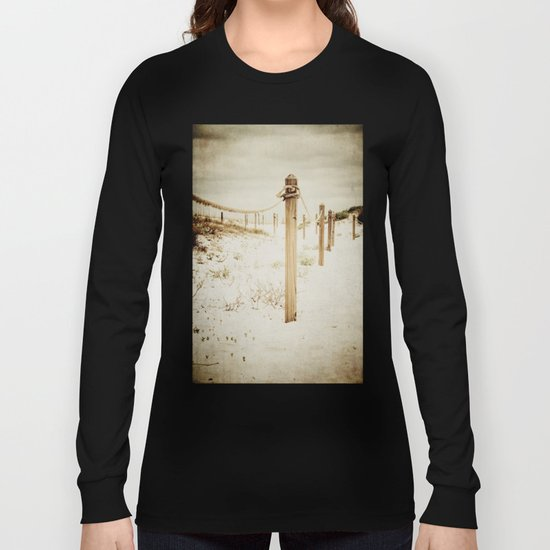 posts in the sand Long Sleeve T-shirt