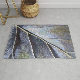 Leaf Abstract Rug