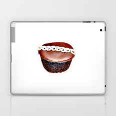 Hostess Chocolate CupCake Watercolour Laptop & iPad Skin