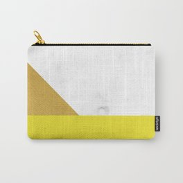yellow marmor Carry-All Pouch