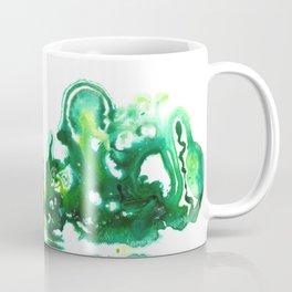 Emerald Geode Coffee Mug
