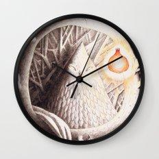 The Vision Wall Clock
