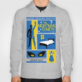 The Nightman Cometh Hoody