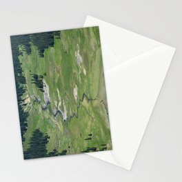 Verdant valley Stationery Cards