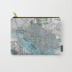 Washington City Carry-All Pouch