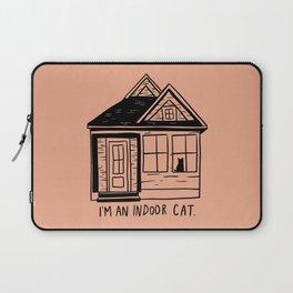 Indoor Cat (house) Laptop Sleeve