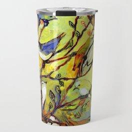 16 Birds Travel Mug