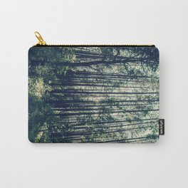 Behind the Trees Carry-All Pouch