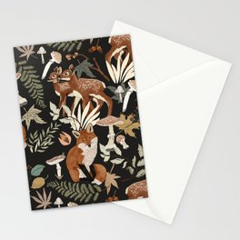Winter season nature I Stationery Cards