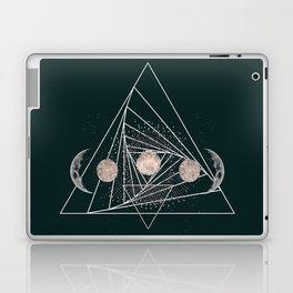 Moon Matrix Laptop & iPad Skin
